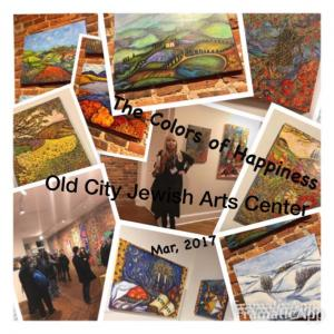 The Color of Happiness at Old City Jewish Arts Center